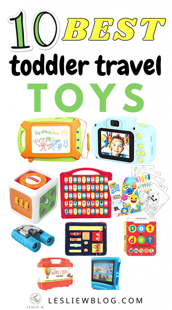 best toys for toddler travel