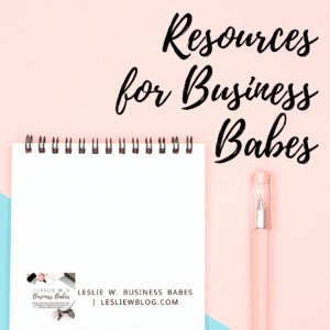 resources for business babes