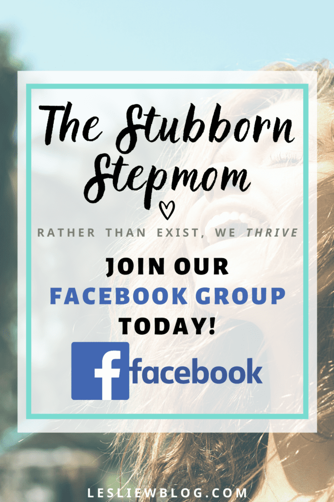 the stubborn stepmom facebook group