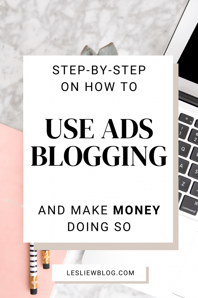 ads for bloggers how to